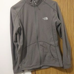 North Face Zip Up Size M Womens